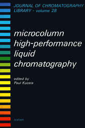 Microcolumn High-Performance Liquid Chromatography by P. Kucera