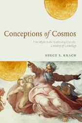 Conceptions of Cosmos by Helge S. Kragh