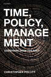 Time, Policy, Management by Christopher Pollitt