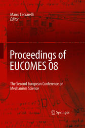 Proceedings of EUCOMES 08 by marco ceccarelli