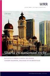 Sharia en nationaal recht by Scientific Council for Government Policy;  J.M. Otto