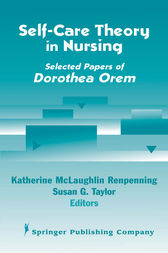 Self- Care Theory in Nursing by Katherine Renpenning