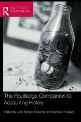 The Routledge Companion to Accounting History by Taylor and Francis
