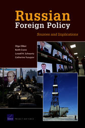 Russian Foreign Policy by Olga Oliker