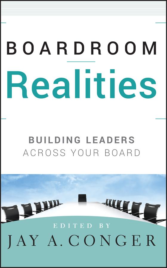 Download Ebook Boardroom Realities by Jay A. Conger Pdf
