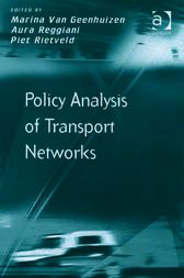 Policy Analysis of Transport Networks by Aura Reggiani