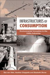 Infrastructures of Consumption by Elizabeth Shove