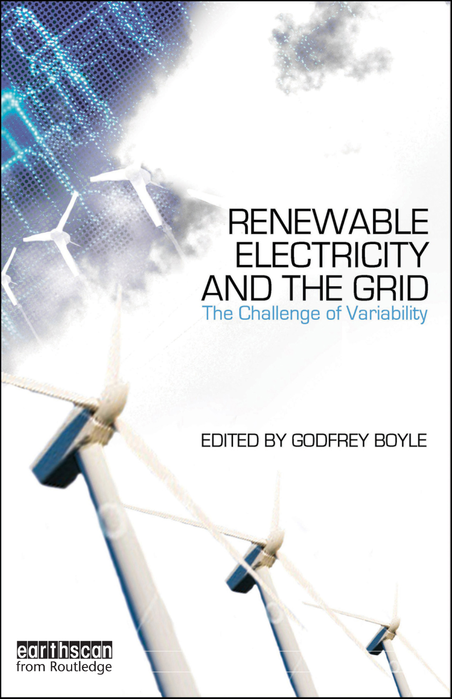 Download Ebook Renewable Electricity and the Grid by Godfrey Boyle Pdf