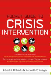 Pocket Guide to Crisis Intervention by Albert R Roberts
