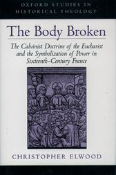 The Body Broken by Christopher Elwood