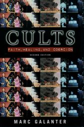 Cults by Marc Galanter