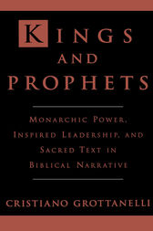 Kings and Prophets by Cristiano Grottanelli
