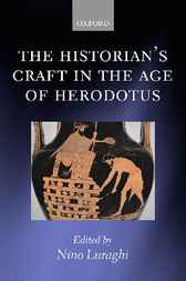The Historian's Craft in the Age of Herodotus by Nino Luraghi