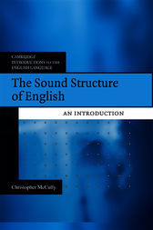 The Sound Structure of English by Chris McCully