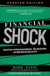 Financial Shock (Updated Edition), (Paperback) by Mark Zandi