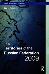 The Territories of the Russian Federation 2009 by Europa Publications