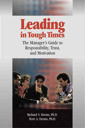 Leading in Tough Times by Richard Deems