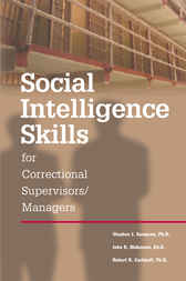 Social Intelligence Skills for Correctional Managers by Stephen Sampson