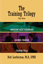 Training Trilogy by Dick Leatherman