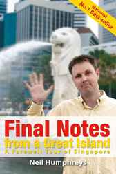 Final Notes from a Great Island by Neil Humphreys