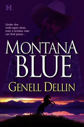 Montana Blue by Genell Dellin