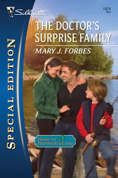 The Doctor's Surprise Family by Mary J. Forbes