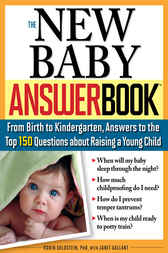 The New Baby Answer Book by Robin Goldstein