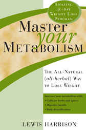 Master Your Metabolism by Lewis Harrison
