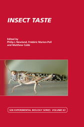 Insect Taste by Philip Newland