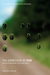 The Expression of Time by Wolfgang Klein