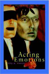 Acting Emotions by Elly Konijn