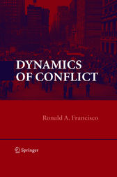 Dynamics of Conflict by Ronald A. Francisco