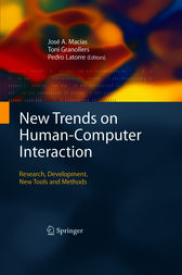 New Trends on Human-Computer Interaction by José A. Macías