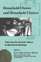 Household Chores and Household Choices by Kerri Saige Barile
