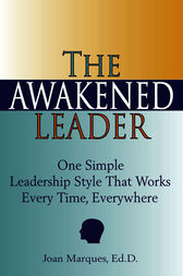 The Awakened Leader by Joan Marques