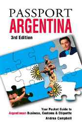 Passport Argentina by Andrea Mandek-Campbell