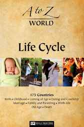 A to Z World Lifecycles by Sibylla Putzi
