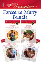 Forced To Marry Bundle by Sara Craven