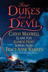 Four Dukes and a Devil by Cathy Maxwell
