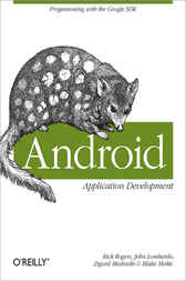 Android Application Development by Rick Rogers