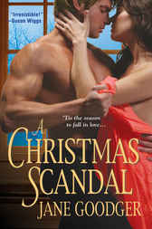 A Christmas Scandal by Jane Goodger