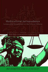 Multicultural Jurisprudence by Marie-Claire Foblets