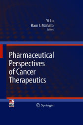 Pharmaceutical Perspectives of Cancer Therapeutics by Yi Lu
