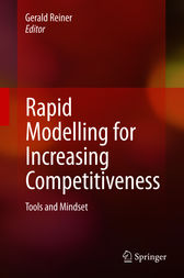 Rapid Modelling for Increasing Competitiveness by Gerald Reiner