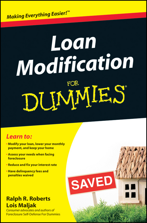Download Ebook Loan Modification For Dummies. by Ralph R. Roberts Pdf