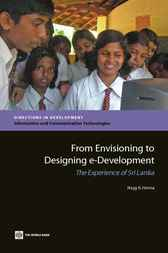 From Envisioning to Designing e-Development by Nagy K. Hanna