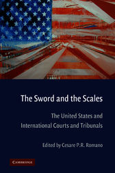 The Sword and the Scales by Cesare P. R. Romano