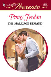The Marriage Demand by Penny Jordan