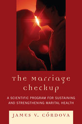 The Marriage Checkup by James V. Córdova