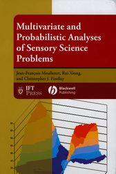 Multivariate and Probabilistic Analyses of Sensory Science Problems by Jean-François Meullenet